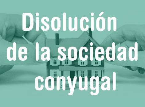Disolucion Conyugal2