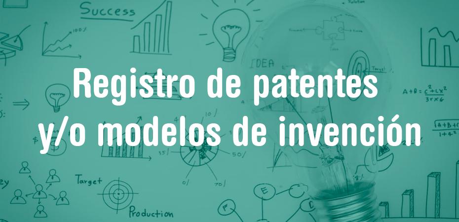 Registro de patentes Hover