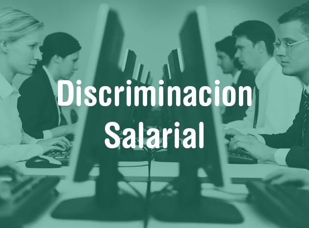 Discriminacion salarial 2