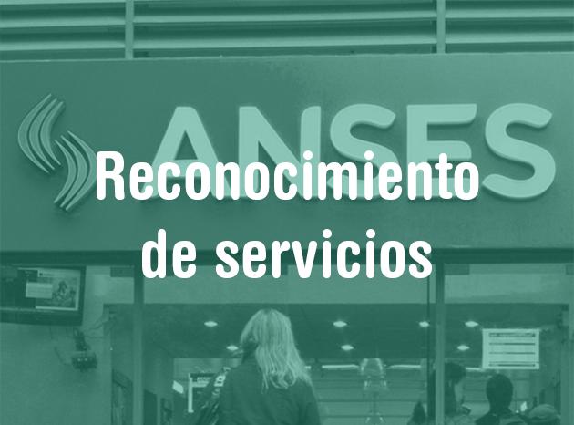 Reconocimiento de servicios 2